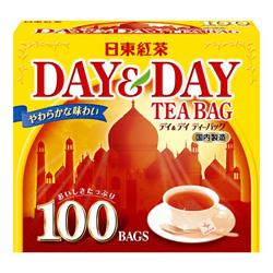 日東紅茶 ティーバッグ