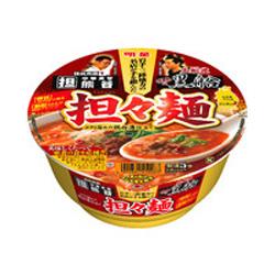 明星食品 熊谷×黒船 担々麺